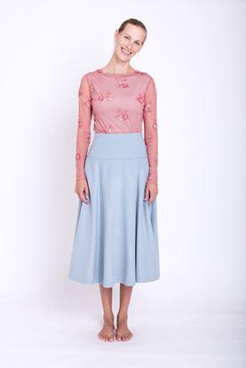 Obrázek Zimní sukně