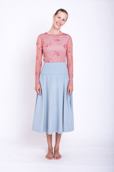 Obrázek z Zimní sukně