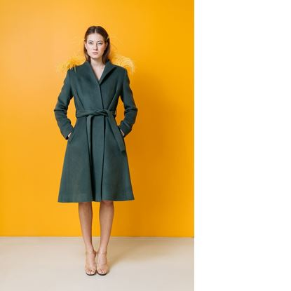 Picture of Cashmere winter coat
