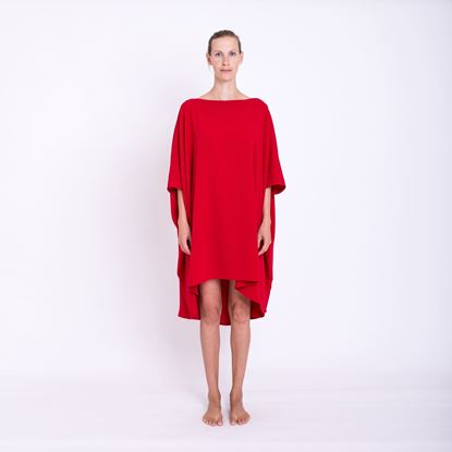 Picture of Red maxidress