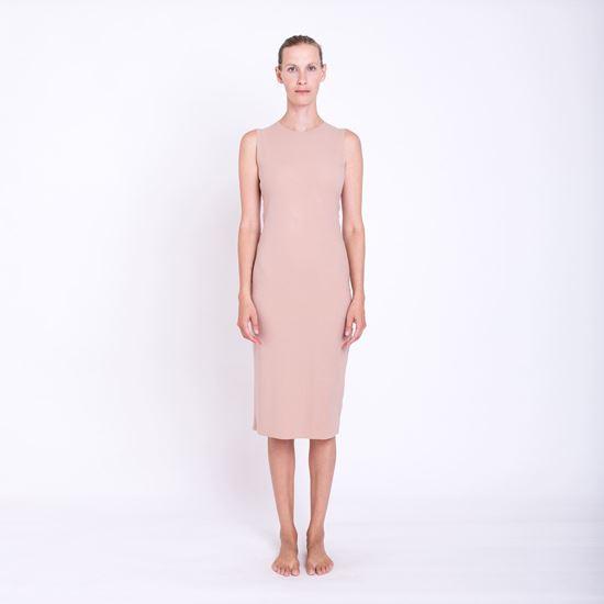 Obrázek z Tělové úpletové šaty