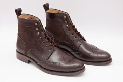 Obrázek Wingtip Boots