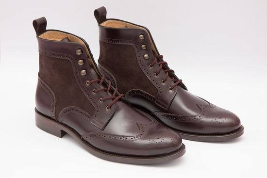 Picture of Wingtip Boots