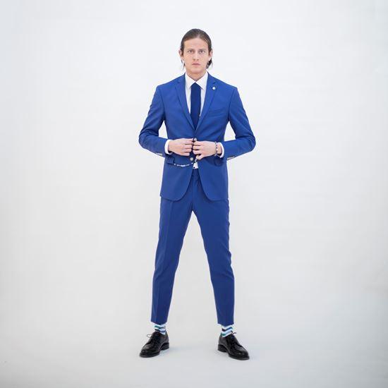 Obrázek z Oblek na míru ELECTRIC BLUE
