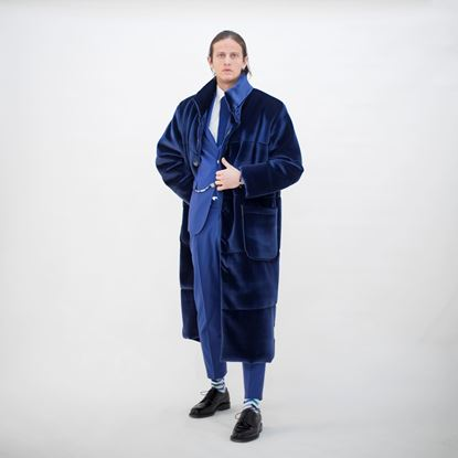 Picture of Blue Coat MICHELIN