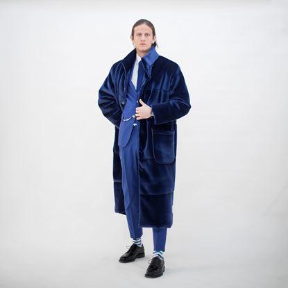 Obrázek Modrý kabát MICHELIN