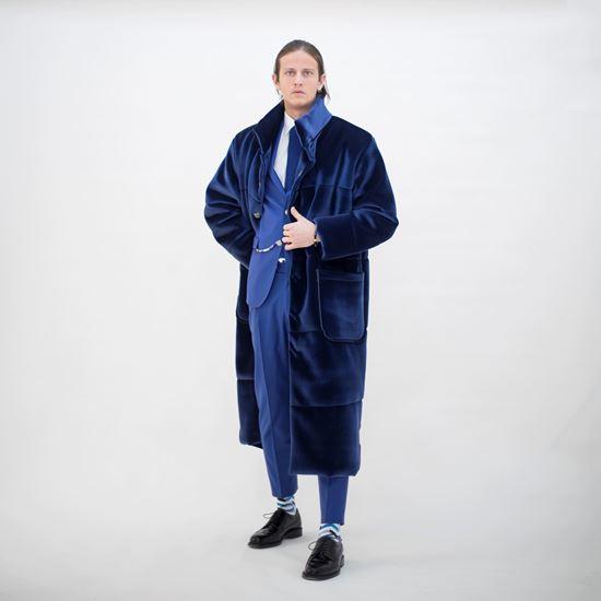Obrázek z Modrý kabát MICHELIN