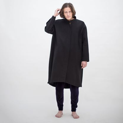 Picture of Black trenchcoat VAK