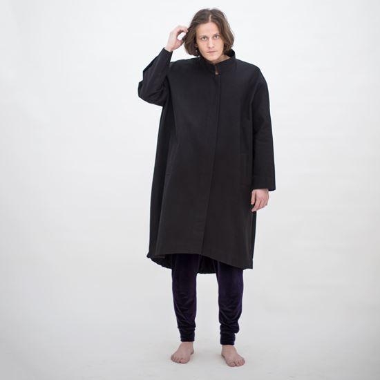Picture of Black trenchcoat VAK