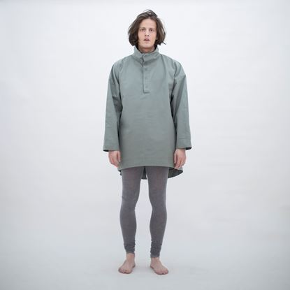 Picture of grey hoodie