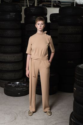 Picture of Camel jumpsuit