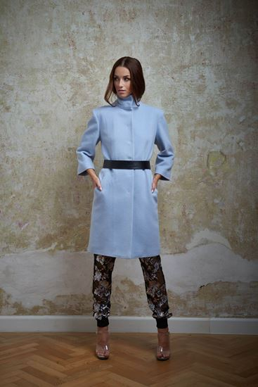 Picture of Blue winter coat