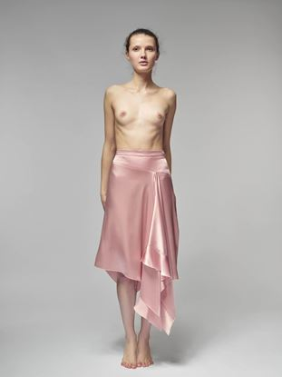 Picture of Silk skirt