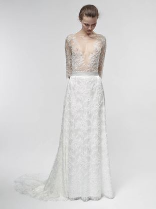 Picture of Delicate Lace Wedding Dress