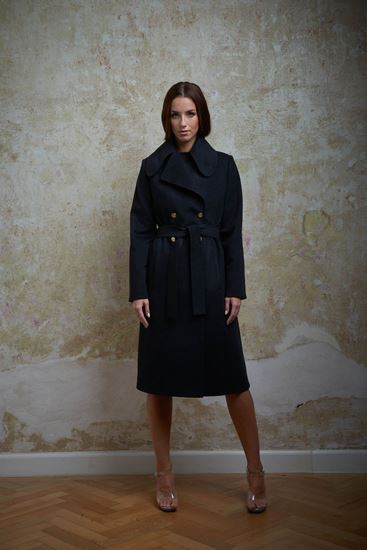 Picture of Cashmere double-breasted coat