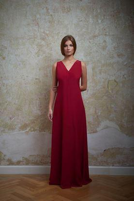 Obrázek Šaty dlouhé propínací