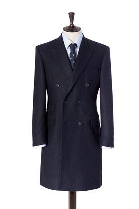 Obrázek Kabát dvouřadý (pea coat)
