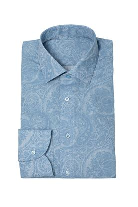 Picture of Shirt bespoke Jacquard