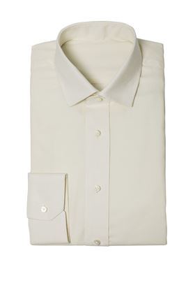 Picture of Shirt bespoke Ivory
