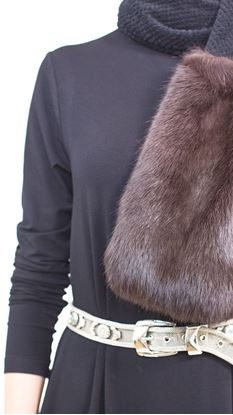 Picture of Fur scarf