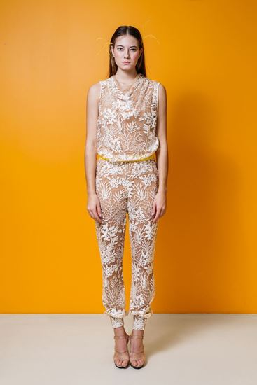 Picture of Embroidered jumpsuit