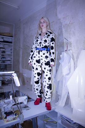 Picture of Cow trousers