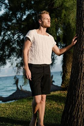 Picture of Linen T-shirt