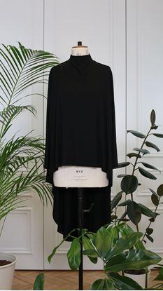 Obrázek Rolák s frakem černý