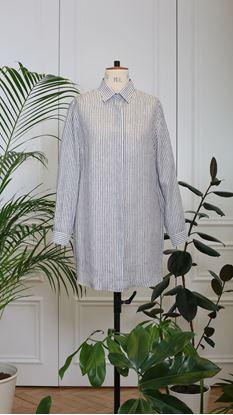Obrázek Košile s modrým proužkem