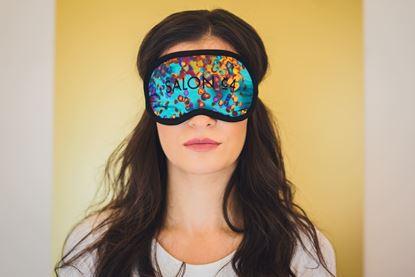 Obrázek Dámská  oční maska buňka