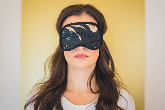 Picture of Women's eye mask bloom