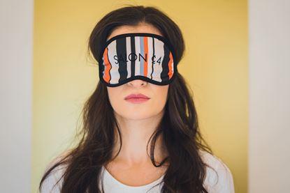 Obrázek Dámská  oční maska proužek