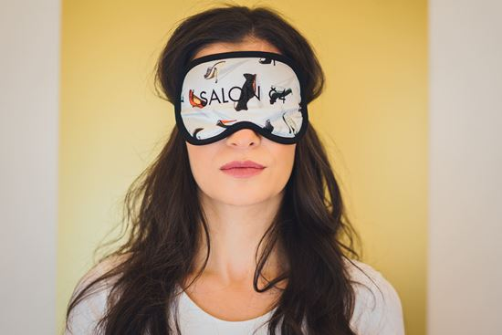 Picture of Women's eye mask high-heels