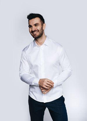 Obrázek Košile z elastické bavlny