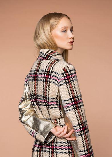 Obrázek z Krátký vlněný kabát