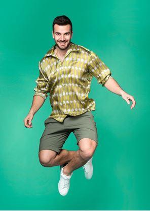 Obrázek Hedvábná košile