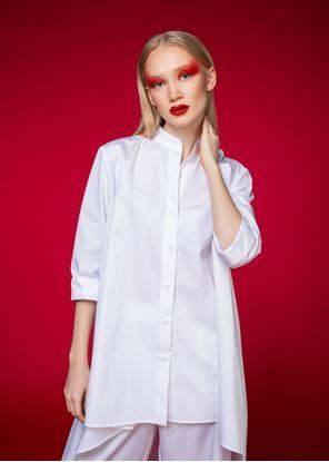 Obrázek Košile s frakem bílá